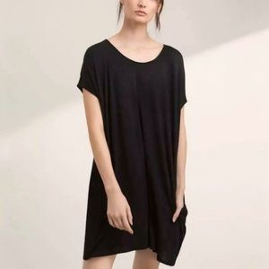 Aritzia: Wilfred Free T-Shirt Dress with Pockets